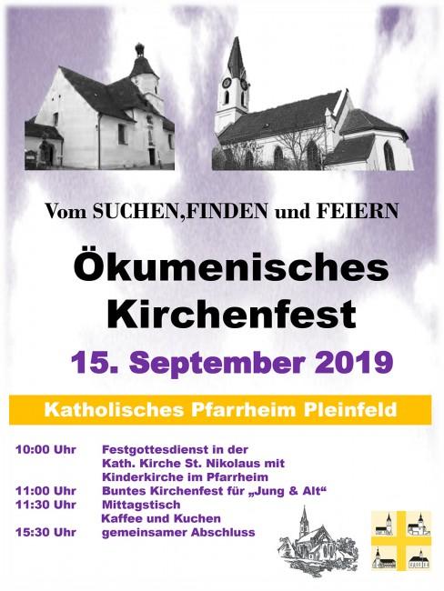 | Evang.-Luth. Kirchengemeinde Pleinfeld